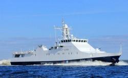 Патрульный корабль проекта 22460Э