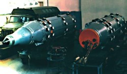 Баллистическая ракета 4К10 Р-27