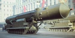 Межконтинентальная баллистическая ракета 8К99 РТ-20