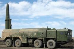 Оперативно-тактический ракетный комплекс 9К720 «Искандер»