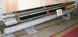 Реактивный термобарический снаряд 9М51 РСЗО «Ураган»
