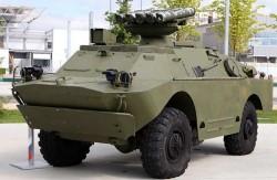 Боевая машина 9П148 с ПТРК 9К113 «Конкурс»