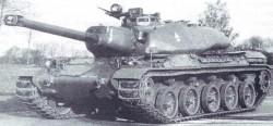 Опытный танк AMX-30 ACRA
