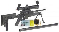 Снайперская винтовка Brugger & Thomet APR 338