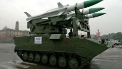 Зенитный ракетный комплекс «Akash»