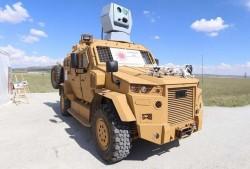 лазерная пушка Aselsan Laser Defense System