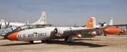 Тактический бомбардировщик Martin B-57 Canberra