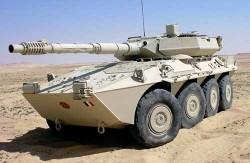 Боевая машина B1 «Centauro»