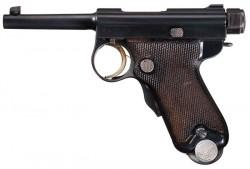 Пистолет Baby Nambu