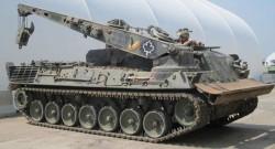 Бронированная ремонтно-эвакуационная машина Bergepanzer 2A2