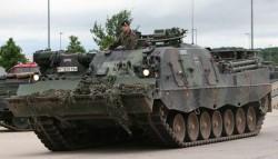 БРЭМ Bergepanzer 3 Buffel