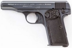 Пистолет Browning M1910 (FN Model 1910)