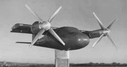 Проект разведывательно-ударного СВВП Canadair CL-73