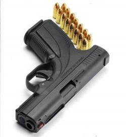 Пистолет Caracal F