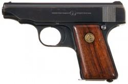 Пистолет Deutsche Werke Ortgies