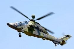 Ударный вертолёт EC665 Eurocopter Tiger