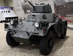 Разведывательный бронеавтомобиль FV701 «Ferret»