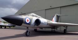 Истребитель-перехватчик Gloster Javelin