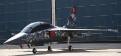 Проект учебно-боевого самолета Hurjet