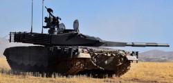 Основной боевой танк Karrar