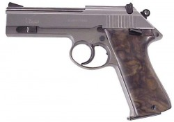 Пистолет Korth