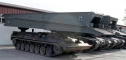 Танковый мостоукладчик Panzerschnellbrücke «Leguan»