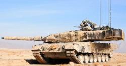 Основной боевой танк Leopard 2A6M CAN