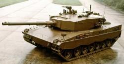 Опытный танк «Leopard 2AV»
