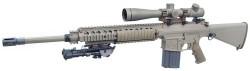 Снайперская винтовка M110 SASS