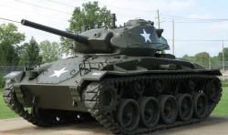 Лёгкий танк M24 Chaffee