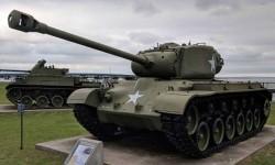 Средний танк M26 Pershing