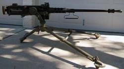 Станковый пулемет Browning M2HB