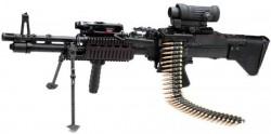 Единый пулемет M60