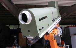 Экспериментальная лазерная установка MBDA