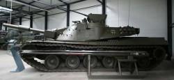 Опытный танк MBT KPz-70