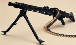 Ручной пулемет MG3