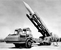 баллистическая ракета MGM-5 «Corporal»