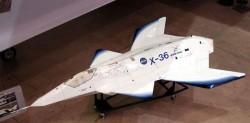 Экспериментальный беспилотный самолёт McDonnell Douglas X-36