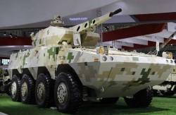 Колесная боевая машина Norinco VN1 8x8 с боевым модулем CS/AA5