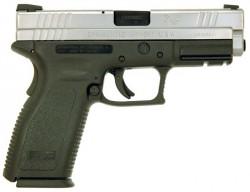 Пистолет HS-2000 / Springfield XD