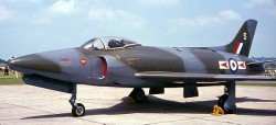 Истребитель Supermarine Swift