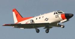 Учебно-тренировочный самолёт T-39 Sabreliner