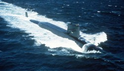 Подводные лодки USS Lafayette class