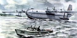 Проект патрульной летающей лодки ВК-2