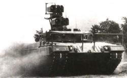 Опытный танк VT-2000