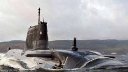 Подводные лодки типа Vanguard class
