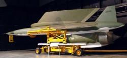 Опытная крылатая ракета XGAM-77 «Hound Dog»