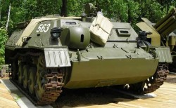 Артиллерийский подвижный наблюдательный пункт АПНП-1