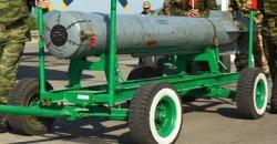 Авиационная противолодочная подводная ракета АПР-2 «Ястреб»