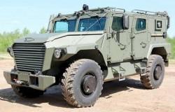 Бронеавтомобили семейства «Атлет» АМН-1, АМН-2 и АСН